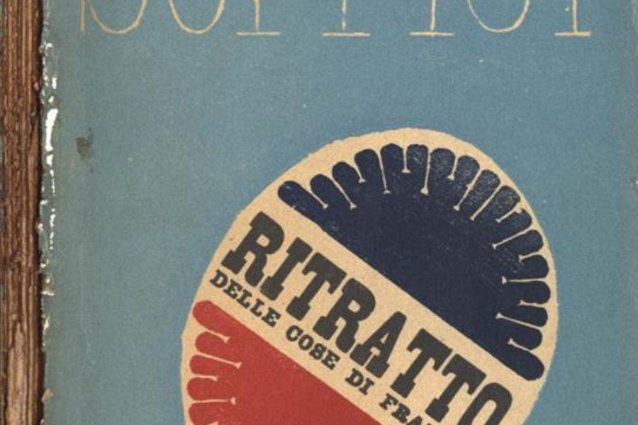 Soffici – RITRATTO DELLE COSE DI FRANCIA (1934) 1.