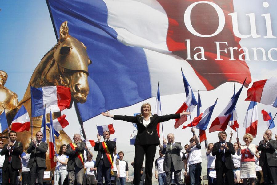 Steven Forti – La rivoluzione di Marine Le Pen o come il Front National si è convertito in un partito di massa